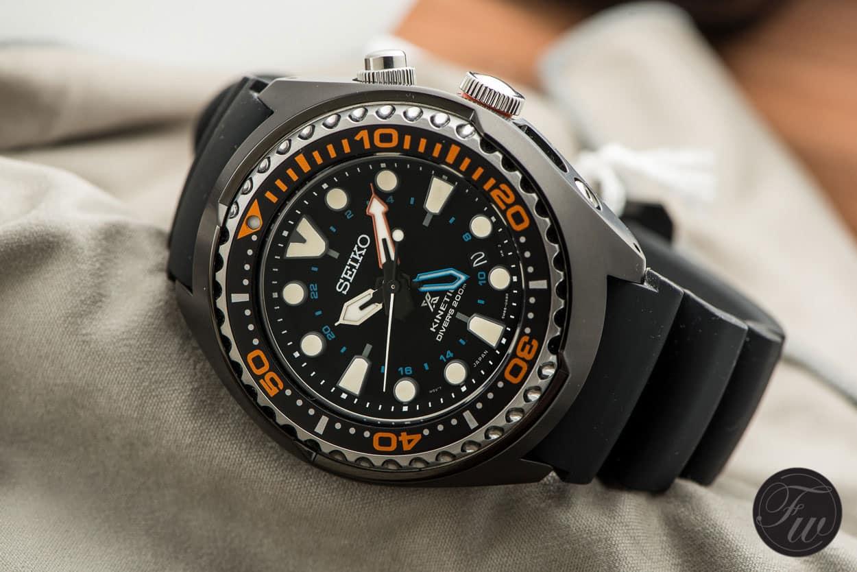 Seiko Watches - Seiko Prospex Kinetic GMT