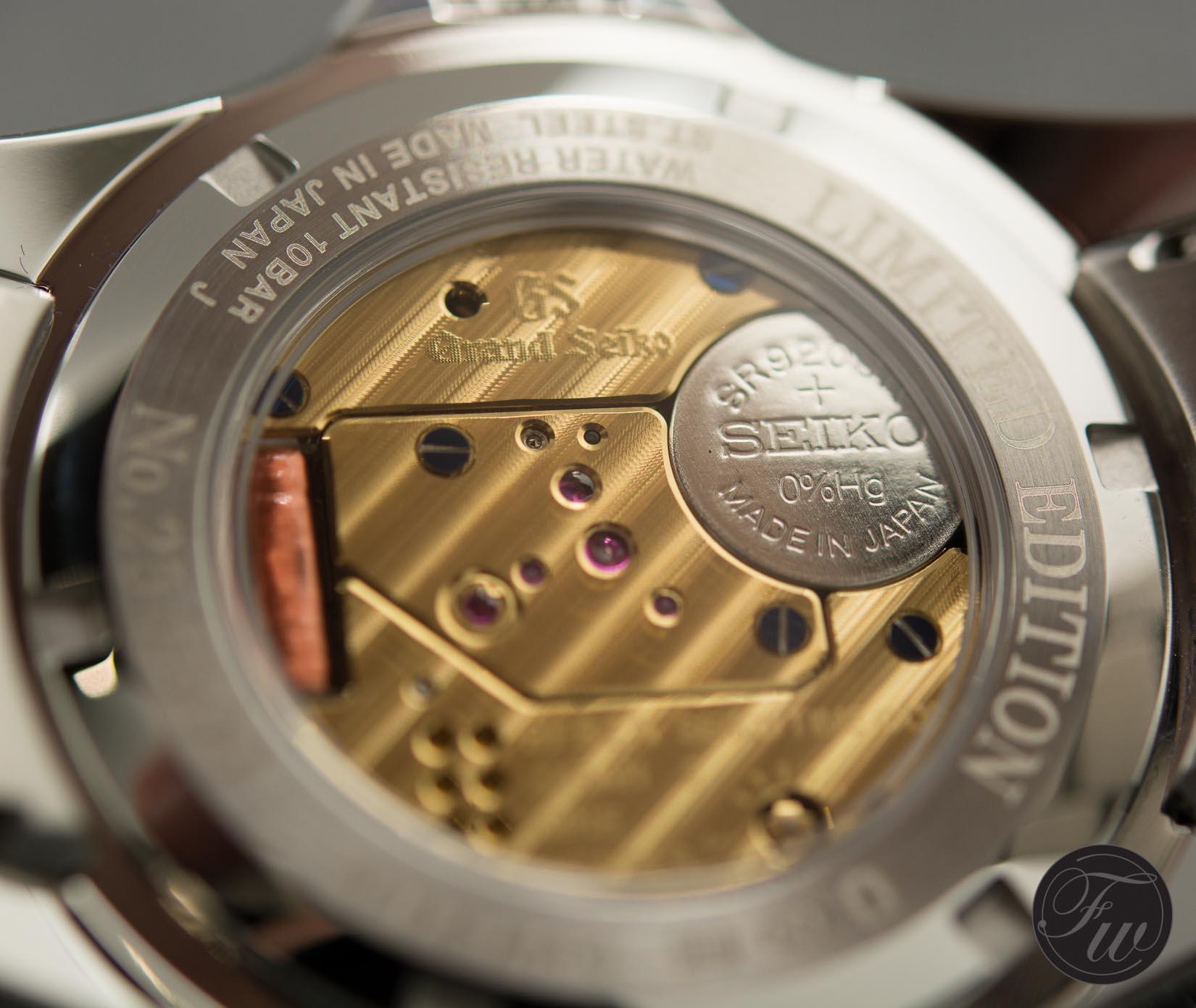 Grand Seiko SBGV019G