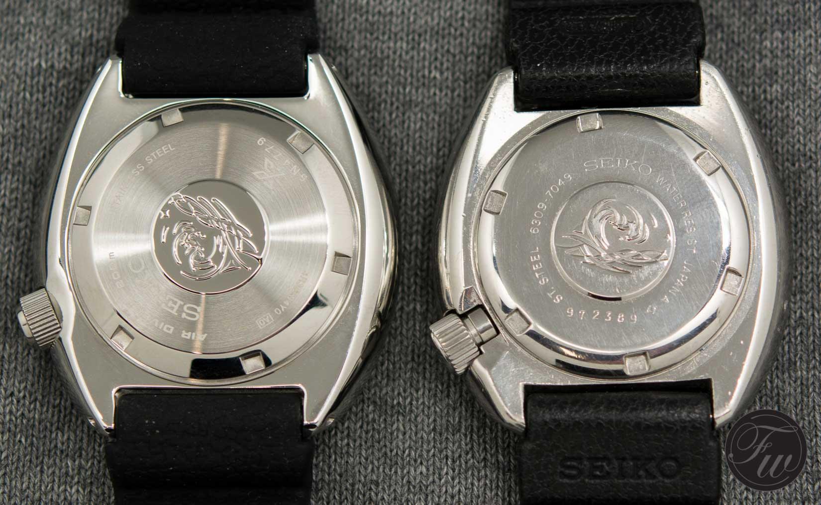 Seiko SRP777 vs Seiko 6309