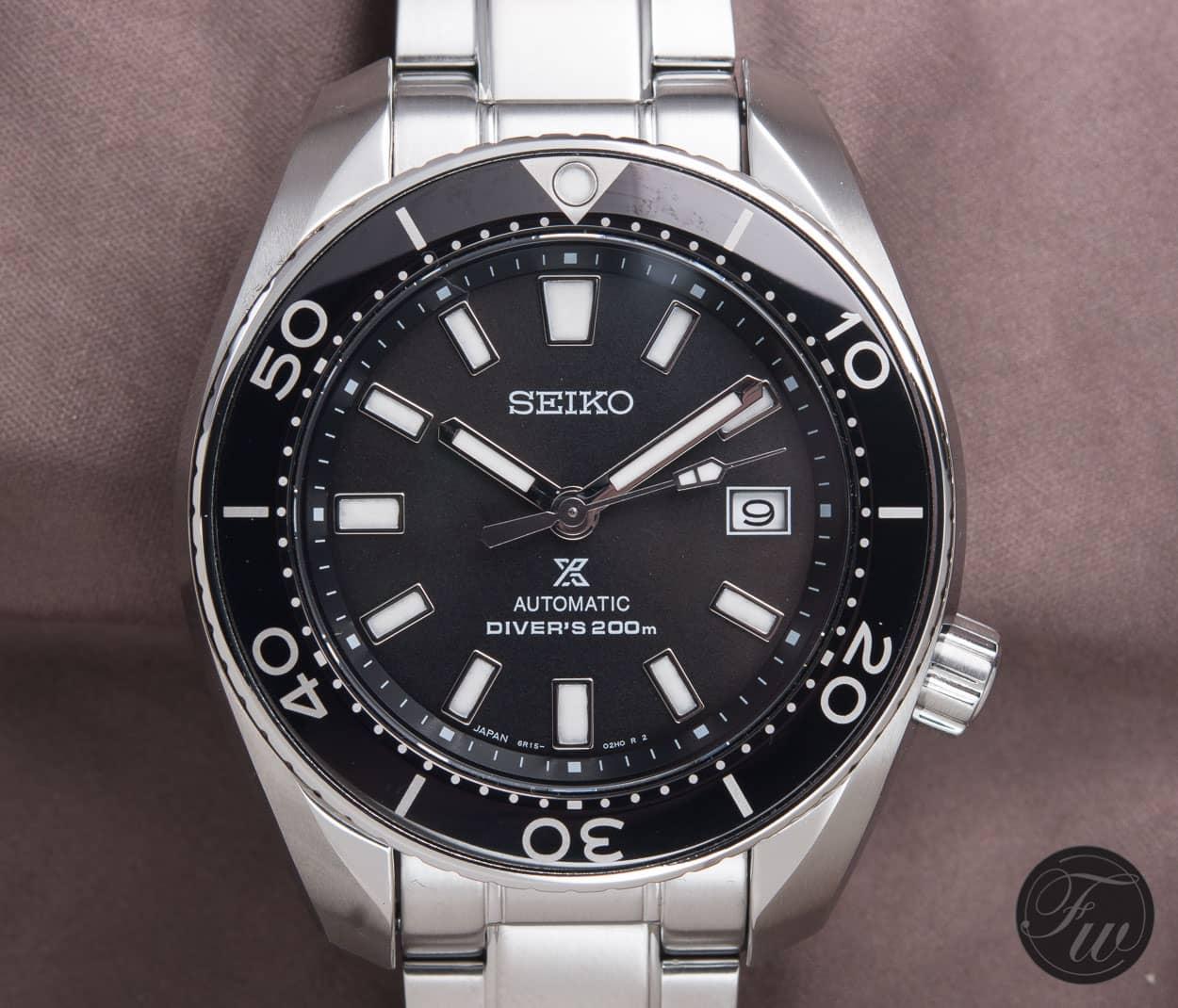 Seiko Watches - Seiko SBDC027 'Sumo'