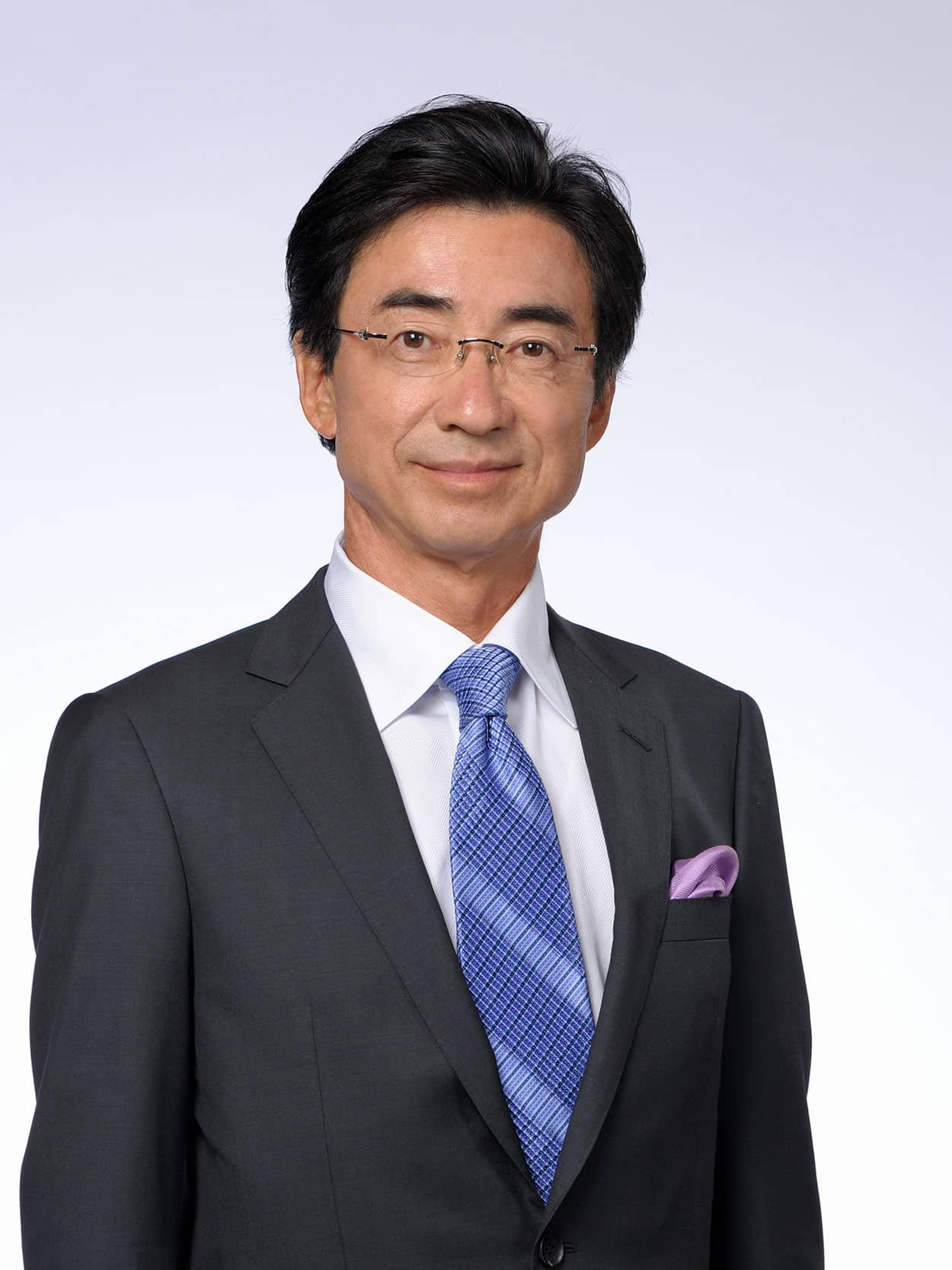 Mr. Hattori, CEO of Seiko