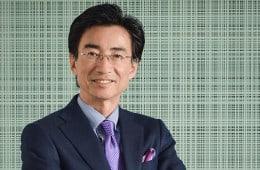 Hattori, CEO of Seiko
