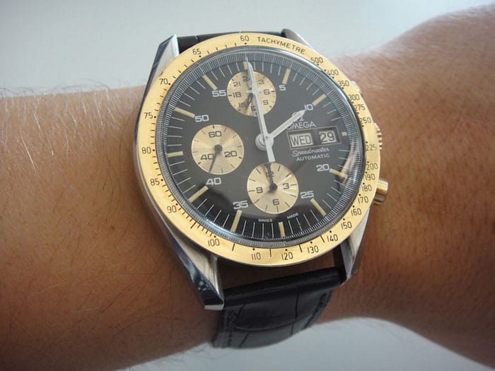 Speedmaster Holy Grail