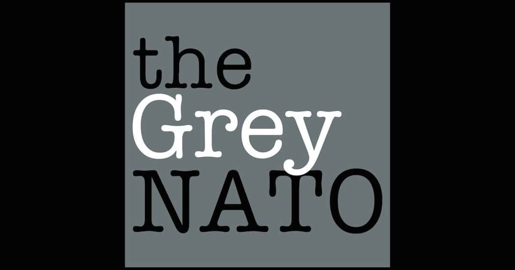 The Grey NATO podcast has become a favorite of mine