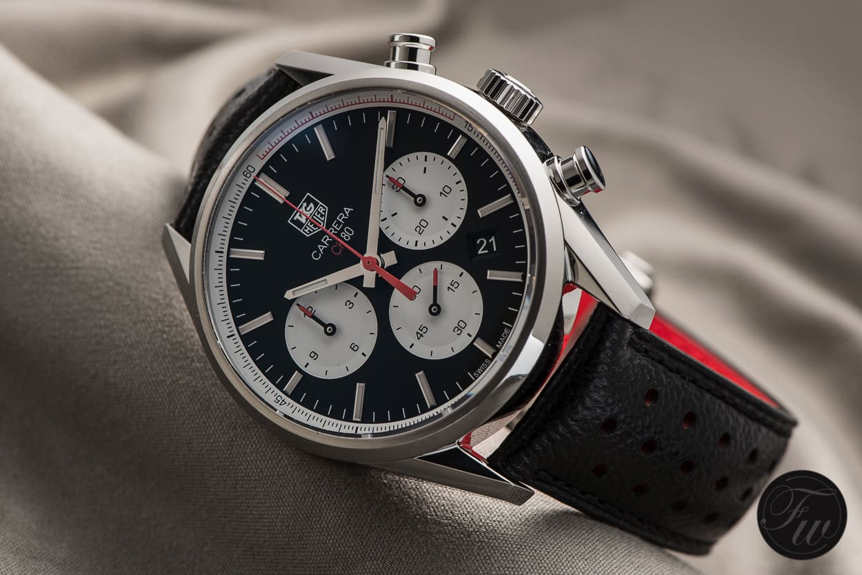 TAG Heuer Carrera CH80 Hands-On Review By Fratellowatches