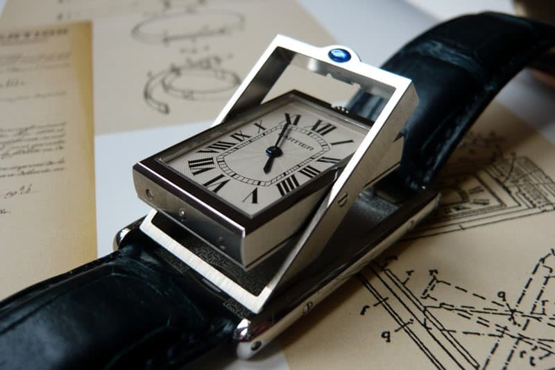 Reversible Watches