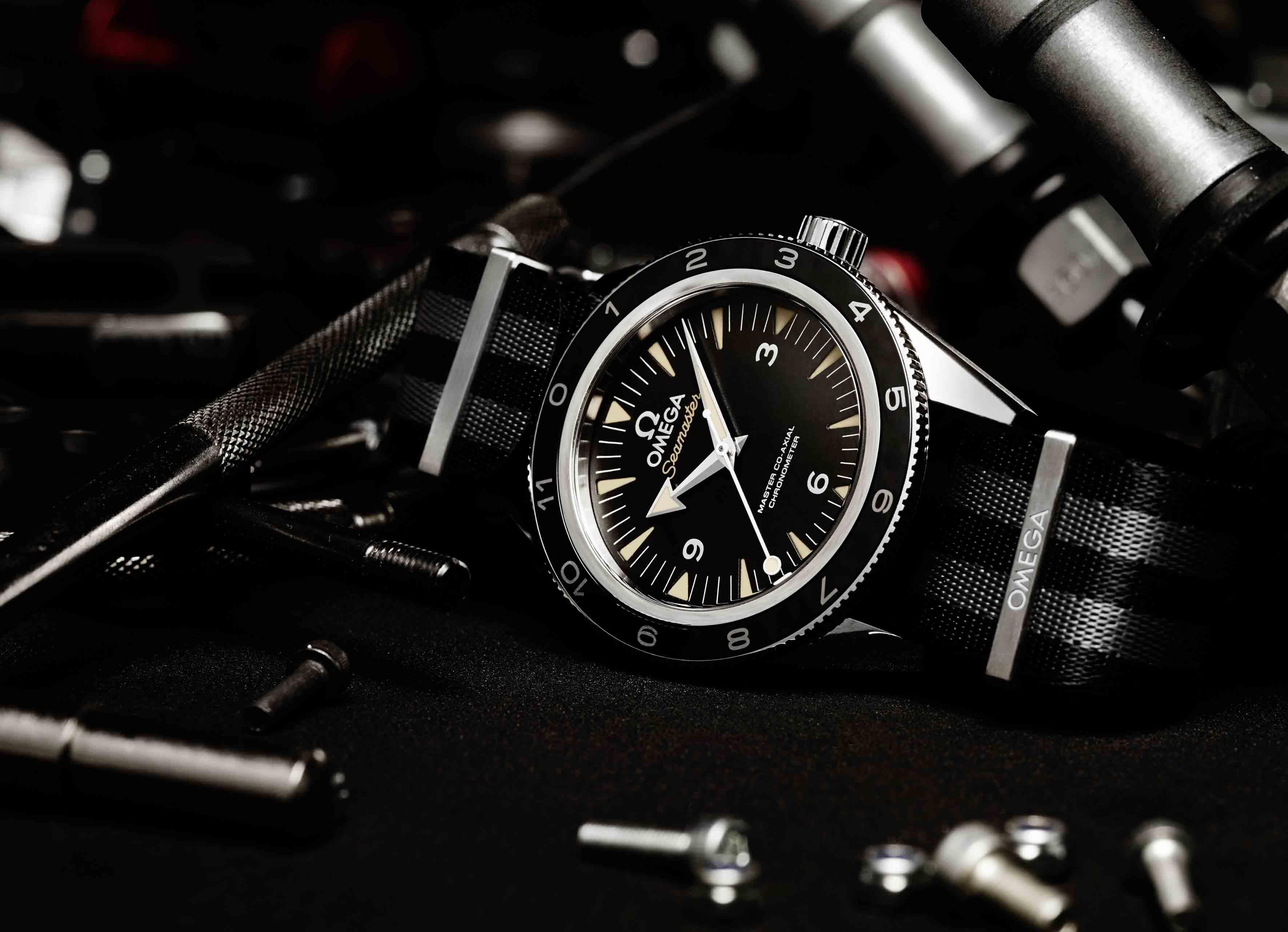 OMEGA Seamaster James Bond 233.32.41.21.01.001