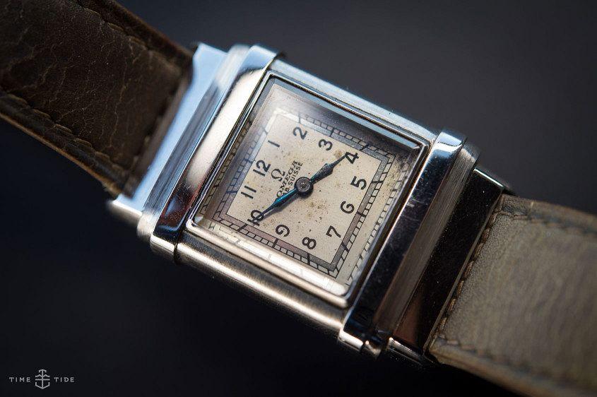 Omega Firsts - Marine Chronometer