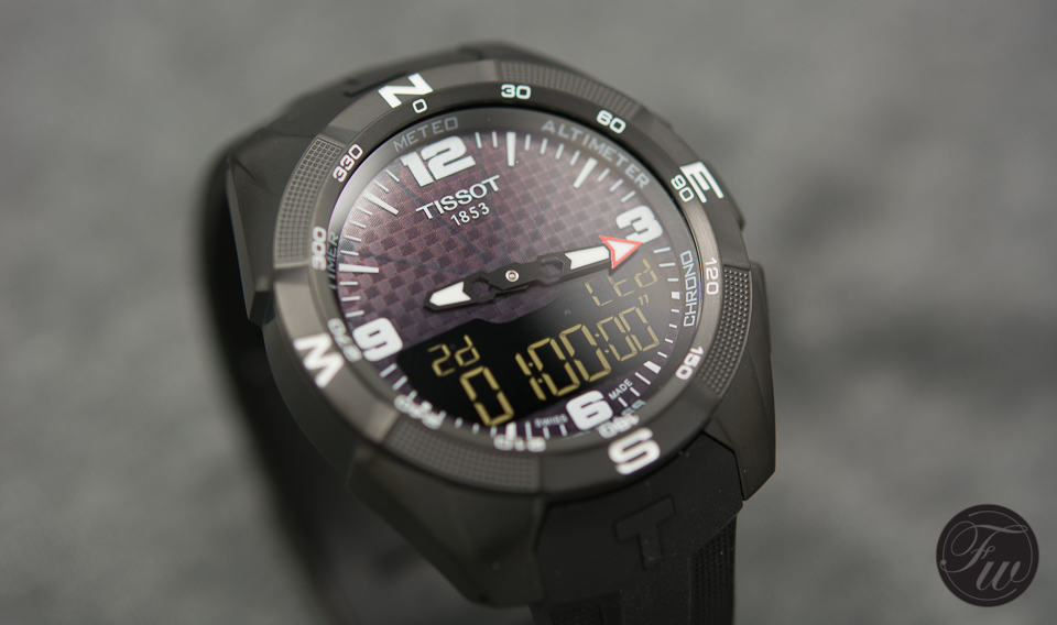 Hands-On Tissot T-Touch Expert Solar Review