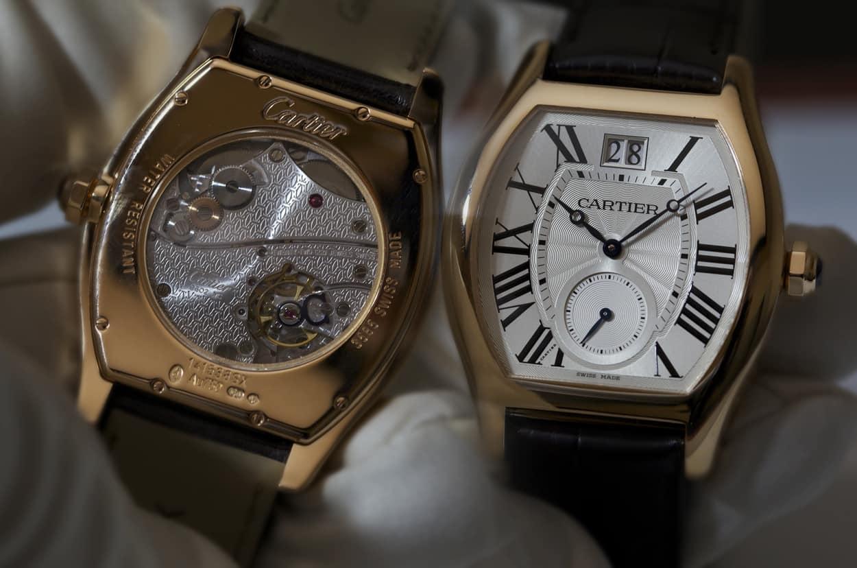Cartier Tortue