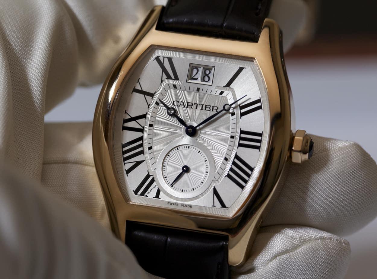 Cartier Tortue XL