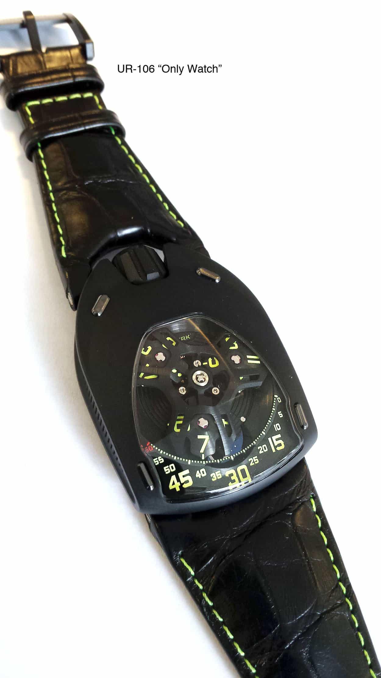UR 106 Only Watch - Urwerk