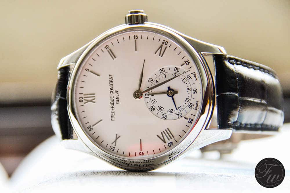 Hands-On Frederique Constant Horological Smartwatch Review