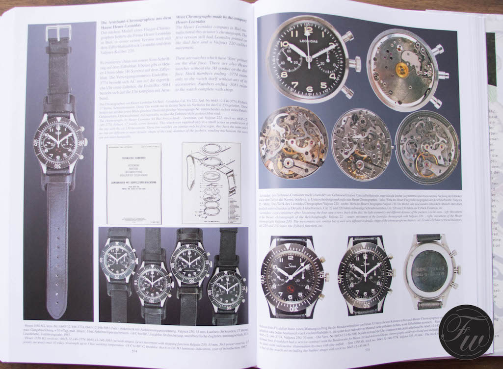 german military timepieces