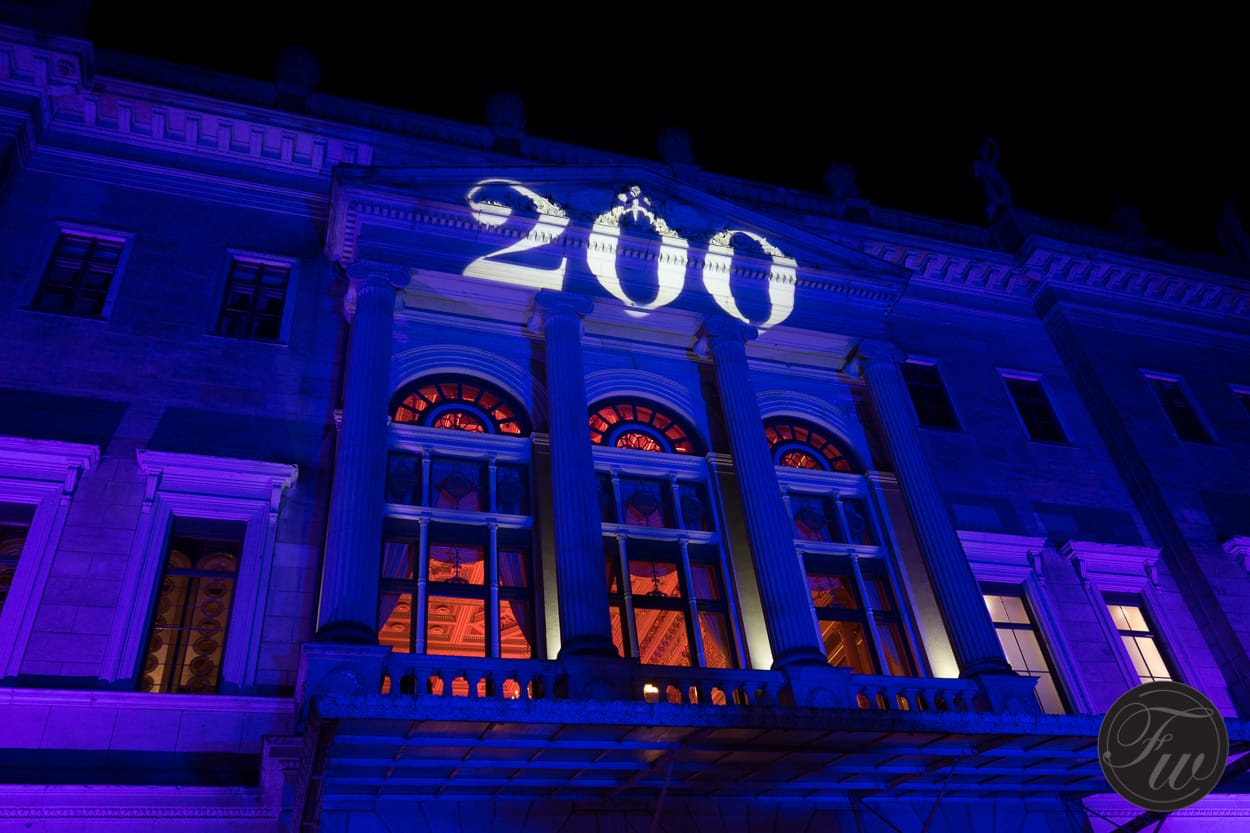 F.A. Lange 200th anniversary