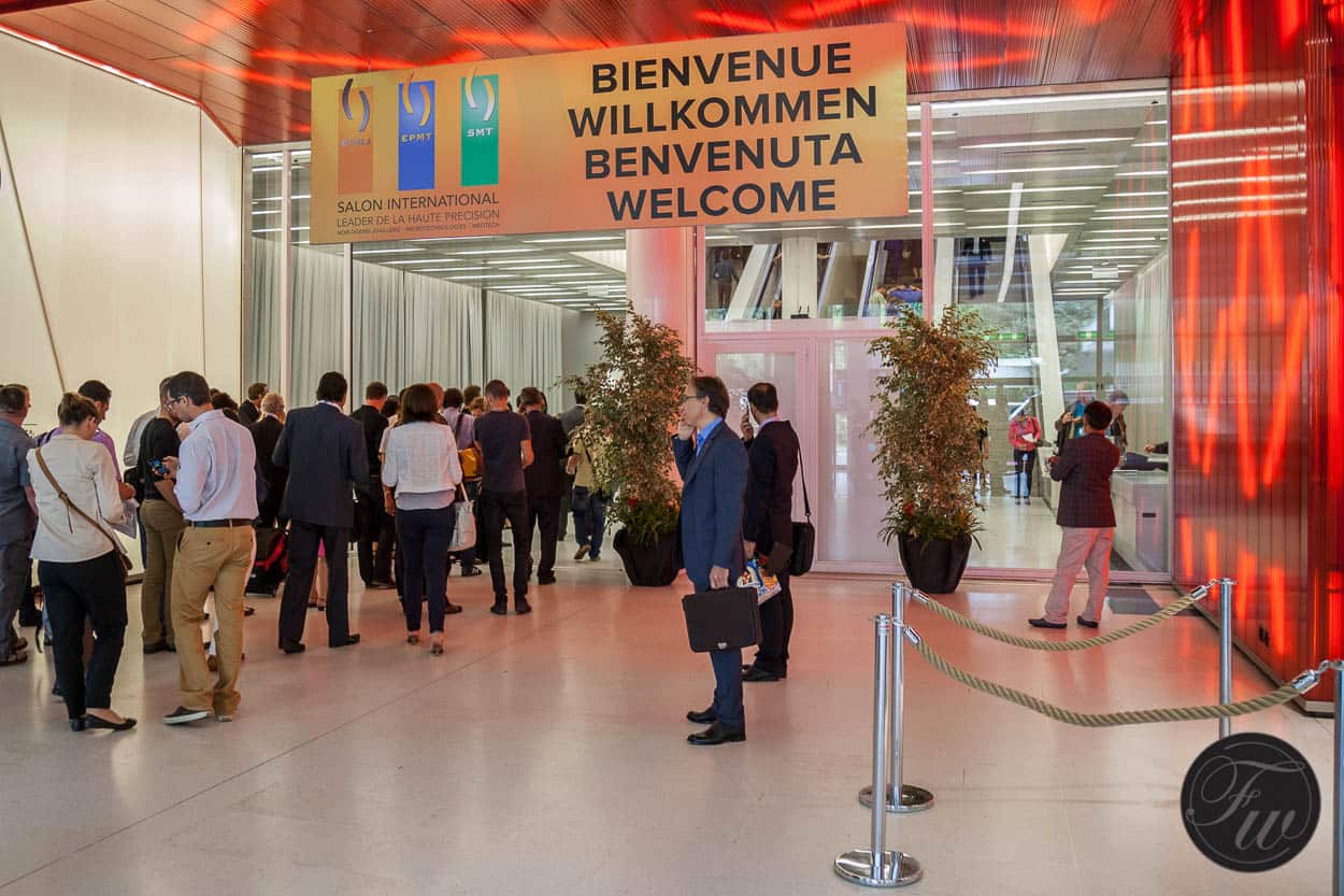 The EPHJ 2015 - an inside-watch-industry fair