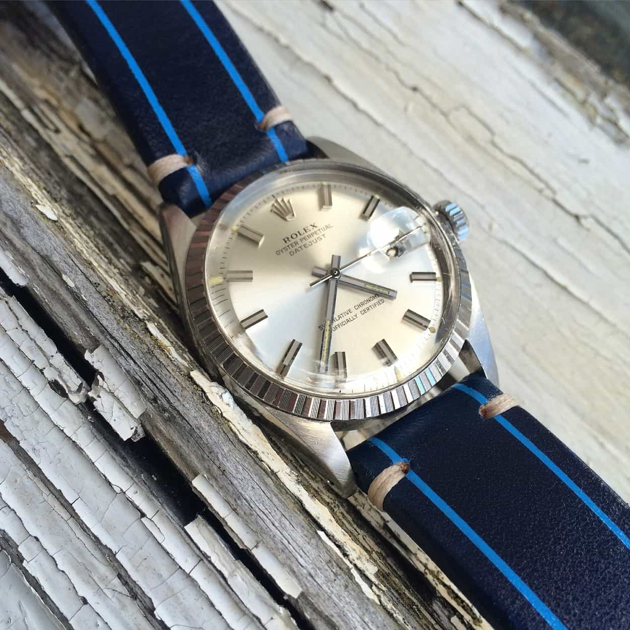 BCatt watch strap Datejust