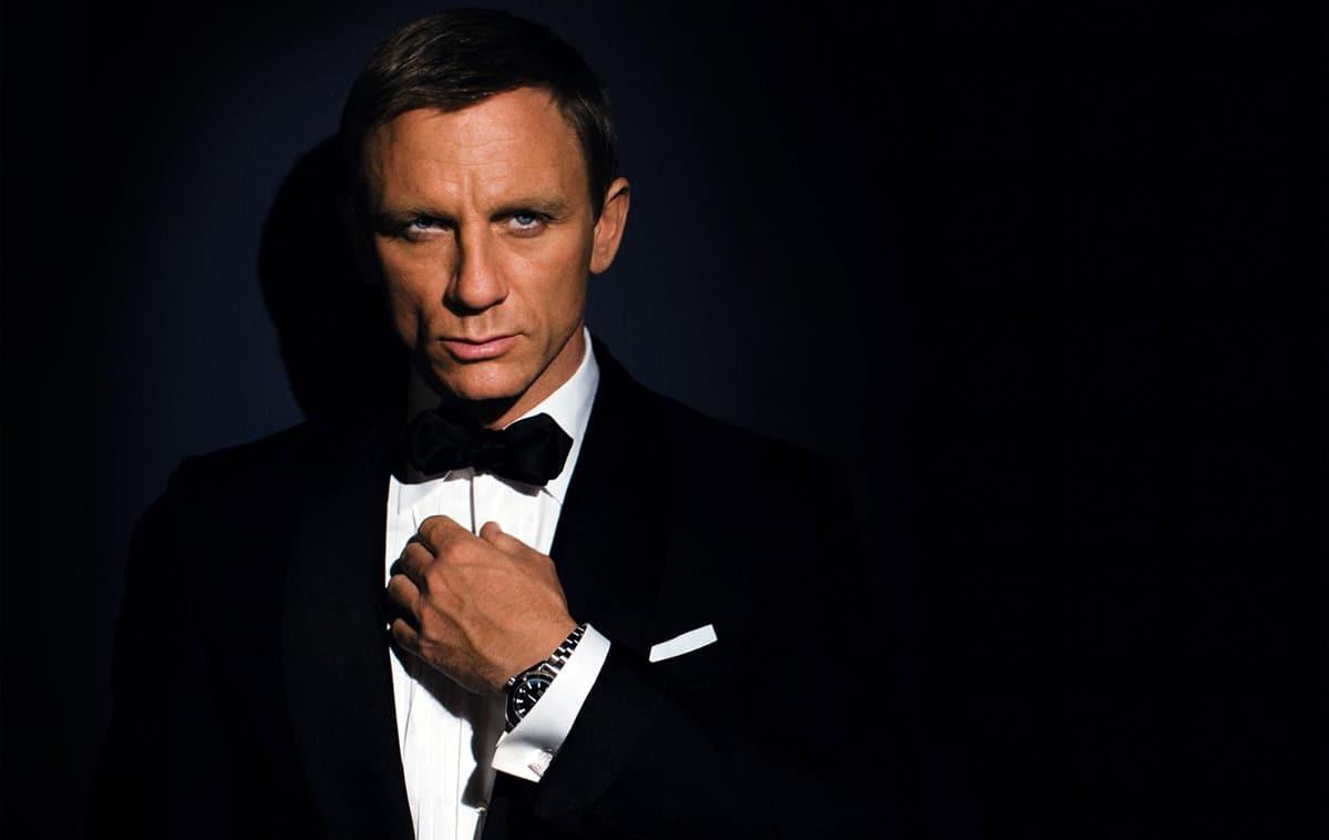 James Bond Omega Seamaster Planet Ocean