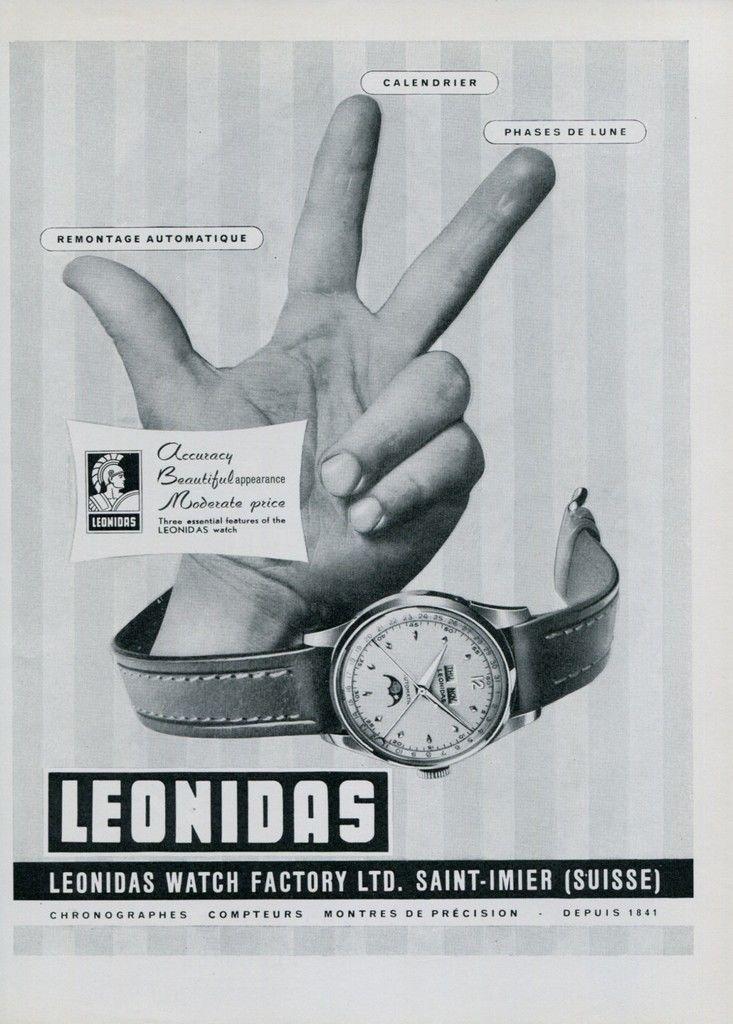 leonidas ad