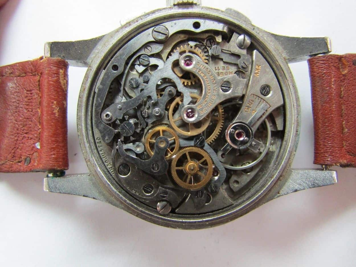 Benrus Sky Chief V178 movement