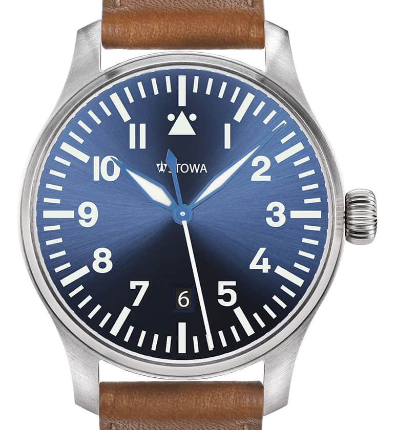 Stowa Flieger Blue Limited