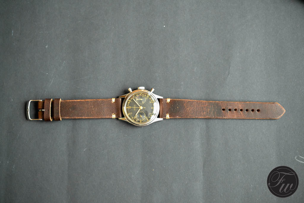 strapped watch co